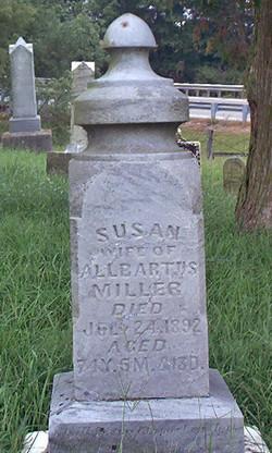 Susan <i>Stahl</i> Miller