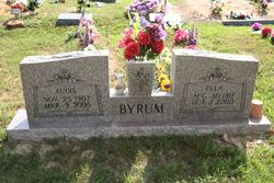 Ella Bell <i>Mitchell</i> Byrum