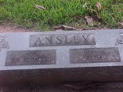 Alda Elizabeth <i>Merritt</i> Ansley