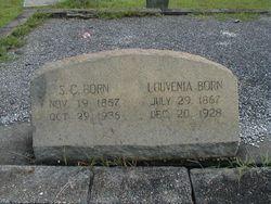 Louvenia A. <i>Cain</i> Born