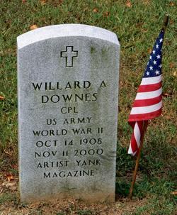 Willard A. Downes