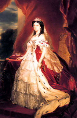 Augusta <i>Saxe-Weimar</i> Hohenzollern