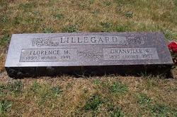 Florence M. <i>Collins</i> Lillegard