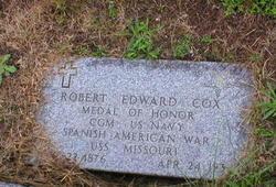 Robert Edward Cox