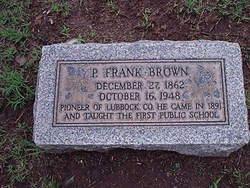 Pettus Franklin Brown