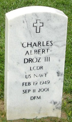 Charles Albert Droz, III