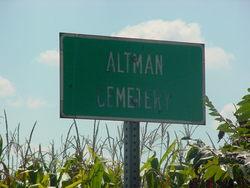 Catherine <i>Altman</i> Rush