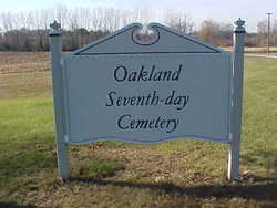 Oakland Seventh-Day Cemetery