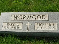Richard Edward Wormood