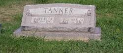 Mary Etta <i>Clutterbuck</i> Tanner