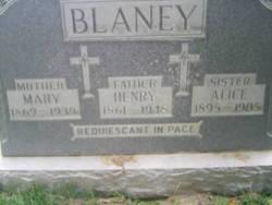 Alice Blaney