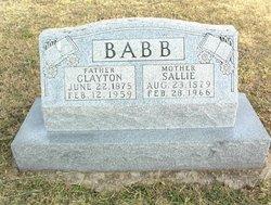 Clayton Babb