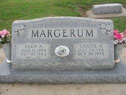 Gracie Margaret <i>Pedigo</i> Margerum