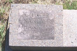Nancy Catherine <i>Babb</i> Hannan