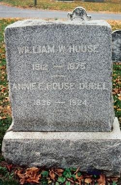 Annie E <i>Hatfield</i> Dubel