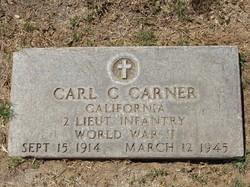 Lieut Carl C Carner