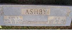 Mary Irene <i>Brown</i> Ashby