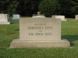 Hamilton Chamberlain Jones