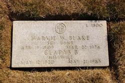 Gladys B <i>Knapp</i> Blake