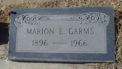 Marion E. Garms
