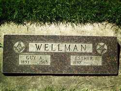 Alva Guy Wellman