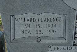 Millard Clarence Burden