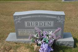 Wilbur Talmage Burden