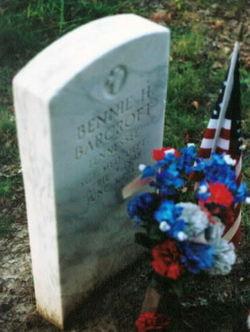 Sgt Bennie H. Barcroft