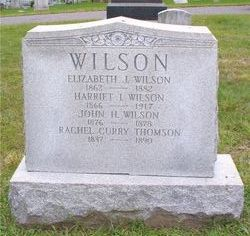 Elizabeth J Wilson