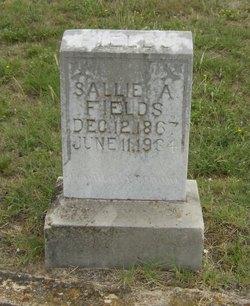 Sallie A. Fields