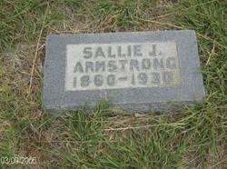 Sallie J. Armstrong