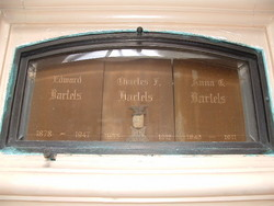 Pvt Charles F. Bartels