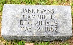 Jane Evans Campbell