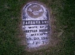 Barbara Ann Morrel