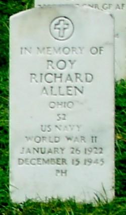 Roy Richard Allen