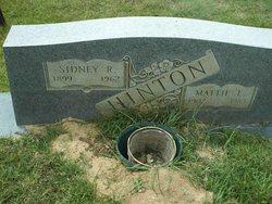 Sidney R. Hinton