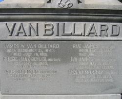 Austin Van Billiard