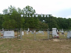 Willow Oak B.C. Cemetery
