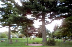 East Bonus Cemetery