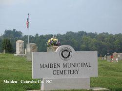 Maiden Municipal Cemetery