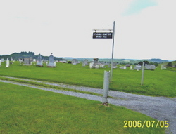 Saint Johns Cemetery Windy Hill