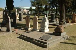 Church Street Cemetery of Pretoria