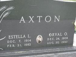 Orville Otis Axton