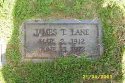 James T Lane