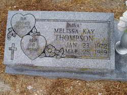 Melissa Kay Lisa Thompson