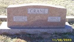 Mamie Ellis <i>Douthit</i> Crane