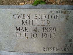 Owen Burton Miller