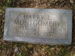 Harry Lee Montgomery