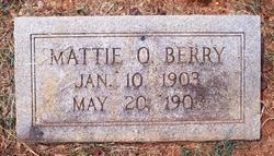 Mattie Ola Berry