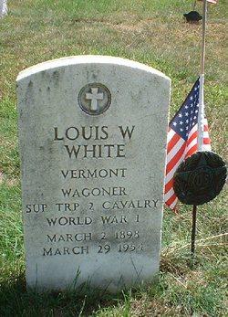 Louis W Louis Leblanc White